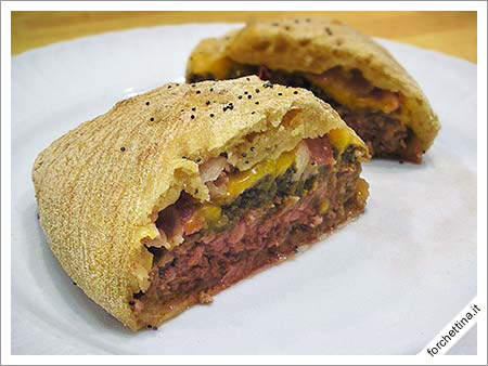 Pan Burger alla Wellington