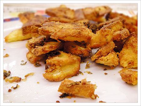 Patate fritte all'origano