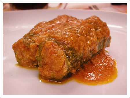 Ricetta Zucchine Ripiene Di Carne Al Sugo.Zucchine Ripiene Di Carne Le Ricette Di Cucina Semplici E Gustose Www Forchettina It